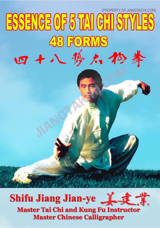 Tai Chi Styles - 48 Forms
