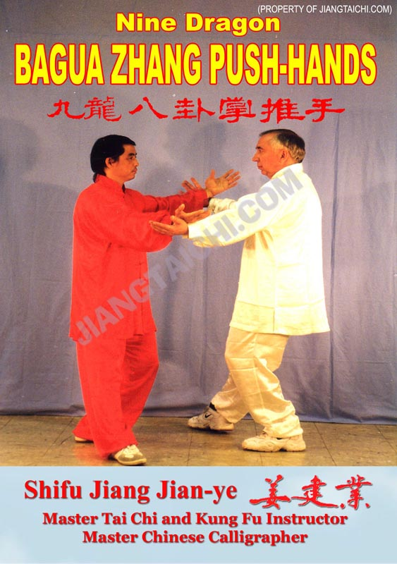 Ba Gua Zhang Push-Hands
