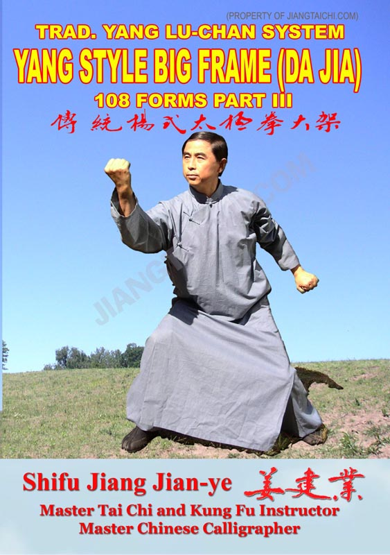 Yang Style Big Frame (Da Jia) - 108 Forms - Part 3